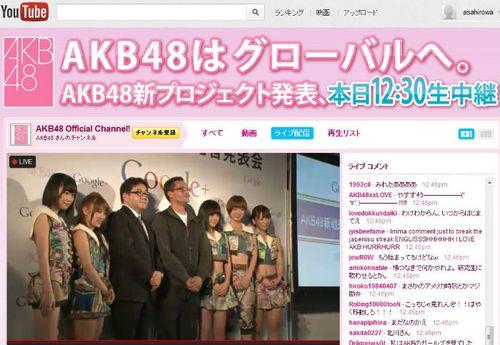 Googleakb48